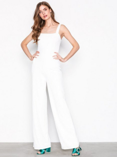 NLY Trend Crepe Straight Jumpsuit Jumpsuits