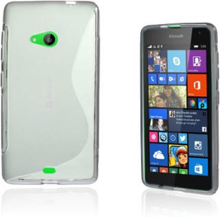 Lagerlöf Microsoft Lumia 535 Deksel - Grå
