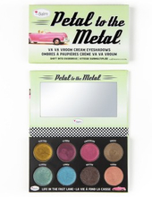 The Balm Petal To The Metal Overdrive Eyeshadow Palette 10,5 g