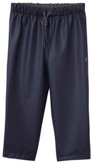 Didriksons Midjeman Kid's Rain Pants Navy 80 cm (9-12 mdr)