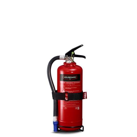 Housegard 2 kg Pulverslukker Rød PE2TGH