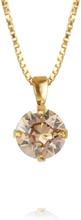 Caroline Svedbom Classic Petite Necklace Gold Golden Shadow
