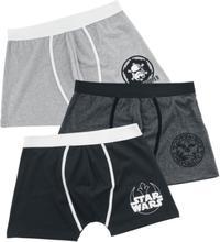 Star Wars - Star Wars - Boxer-set - flerfärgad
