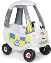 6bdf7829865c BIL LITTLE TIKES POLITI COZY CAR