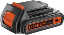 Black & Decker Batteri 18V, 2.0Ah