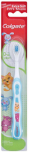 Colgate Baby 0-2 år Extra Soft Tandbørste 1 stk