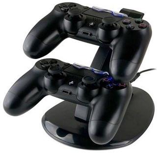 Sony PlayStation 4 Dobbelt Controller Opladerstation