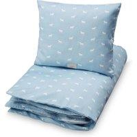Cam Cam baby sengetøj horse dusty blue - Miinto