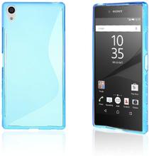 Lagerlöf Sony Xperia Z5 Premium Deksel - Blå