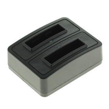 Sony NP-BX1 Dobbelt Batterilader - Sort