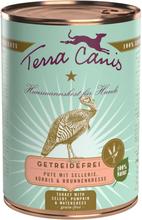 Terra Canis Kornfrit 1 x 400 g - Vildt med kartofler, æbler & tyttebær