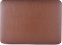 Ancker Leather Macbook Air 13.3 Inch Deksel - Brun