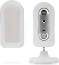 SEC24 IP-kamera batteridriven trådlös 720P vit CAM112