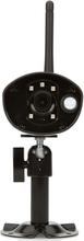 SEC24 trådløst overvågningskamerasæt 1080P sort CWL401C