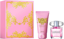 Versace Bright Crystal Gift Set: EdT 30ml+BL 50ml