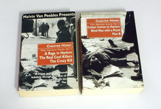 BOKPAKET // The Harlem Cycle - VOL 1 - A Rage in Harlem; The Real Cool Killers; The Crazy Kill - The Harlem Cycle VOL 3 - Cotton Comes to Harlem; Blind Man with a Pistol; Plan B