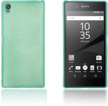 Bremer Sony Xperia Z5 Premium deksel - Turkis