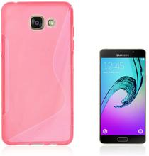 Lagerlöf TPU deksel for Samsung Galaxy A5 SM-A510F (2016) - Rosa