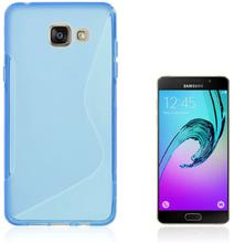 Lagerlöf TPU deksel for Samsung Galaxy A5 SM-A510F (2016) - blå