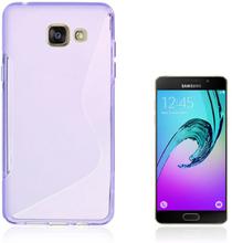 Lagerlöf TPU deksel for Samsung Galaxy A5 SM-A510F (2016) - lilla