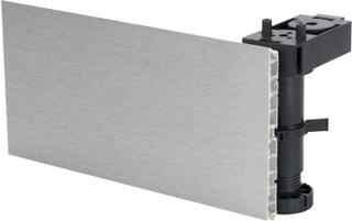 Beslag Design Sockel-Vit-2000-170