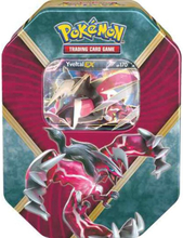 Pokémon - Summer Tin 2016 - Shiny Yveltal EX