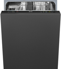 Smeg STL62324LFR1 Integrerbar Opvaskemaskine