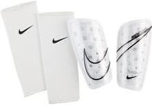Nike Leggskinn Mercurial Lite - Hvit/Sort