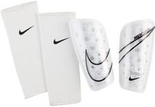 Nike Leggskinn Mercurial Lite Nuovo - Hvit/Sort