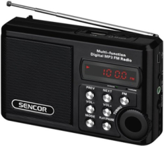 SRD 215 B - portable radio