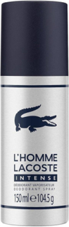 Lacoste Lhomme Intense 150ml Deo Spray