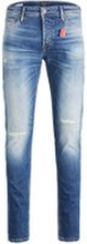 JACK & JONES Glenn Org Jos 688 Lid Slim Fit-jeans Man Blå