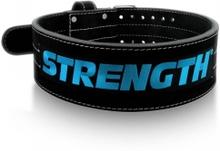 Strength Sport Nutrition Träningsbälte Styrkelyft, black, large (78-103 cm) Bälten