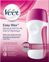 Osta Easy Wax Electrical Roll-On Kit, Veet Ihokarvojen poisto edullisesti