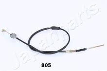 Kabel, clutchbetjening JAPANPARTS GC-805
