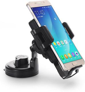 Itian C1 + Q1 trådløs bil holder med lade funksjon for Smartphones og Tablets