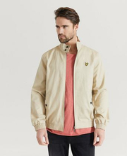 Lyle & Scott Jacka Harrington Jacket Brun