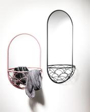 SMD Design Spegel Haga- Grå 600