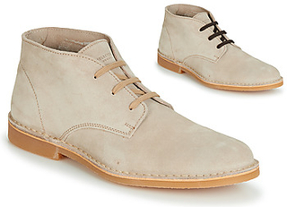 Selected Boots ROYCE DESERT LIGHT SUEDE Selected
