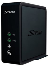 Strong Wi-Fi Mesh Home Kit 1610 - Wifi-system (2 förstärkare) - upp till 200 kvadratmeter - mesh - GigE - 802.11a/b/g/n/ac - Dubbelband