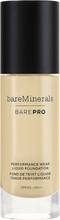 bareMinerals barePRO Performance Wear Liquid Foundation SPF 20, 07 Warm Light 30 ml bareMinerals Foundation