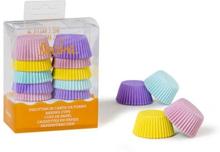 Blandade Mini-muffinsformar Pastel 200st- Decora
