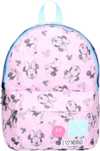 Minnie Mouse skoletaske/rygsæk, 39x29x16 cm