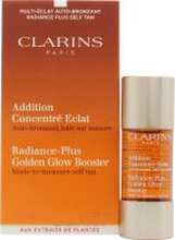 Clarins Radiance-Plus Golden Glow Booster Self Tan For Face 15ml