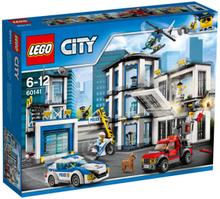 Lego City - Politistasjon 60141