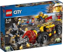 Lego City - Robust boremaskin 60186