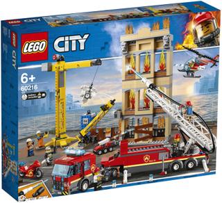 Lego City - Brannvesenet i aksjon 60216