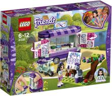 Lego Friends Emmas kunstutstilling 41332