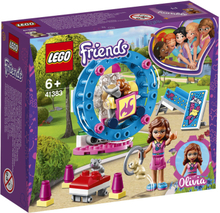 Lego Friends - Olivias hamsterlekeplass 41383