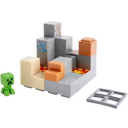 Minecraft miljø Mini sæt Doom vindebro - Fruugo